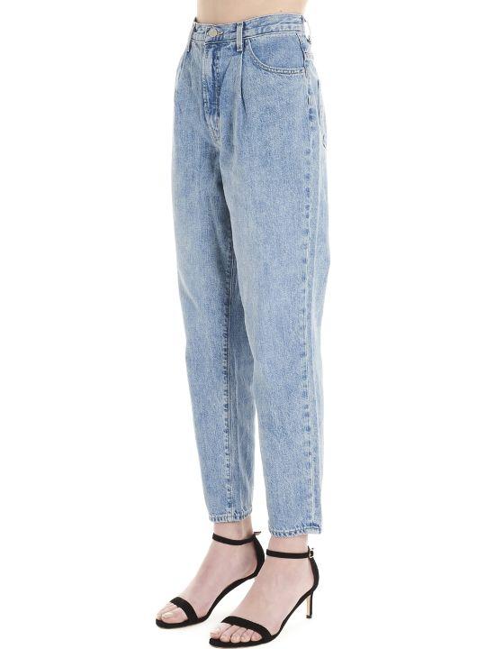 J Brand 'pleated Peg' Jeans
