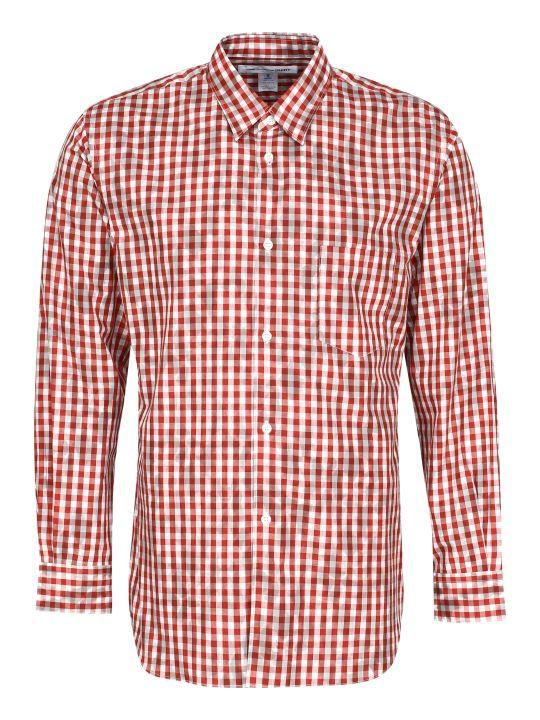 Comme des Garçons Shirt Gingham Cotton Shirt