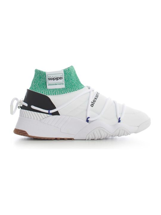 Adidas Originals by Alexander Wang Sneakers W/socks And Elastic White