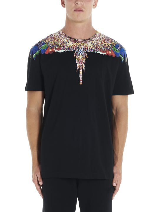 Marcelo Burlon 'multicolor Wings' T-shirt