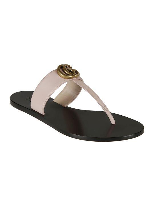 Gucci Lifford Flat Sandals