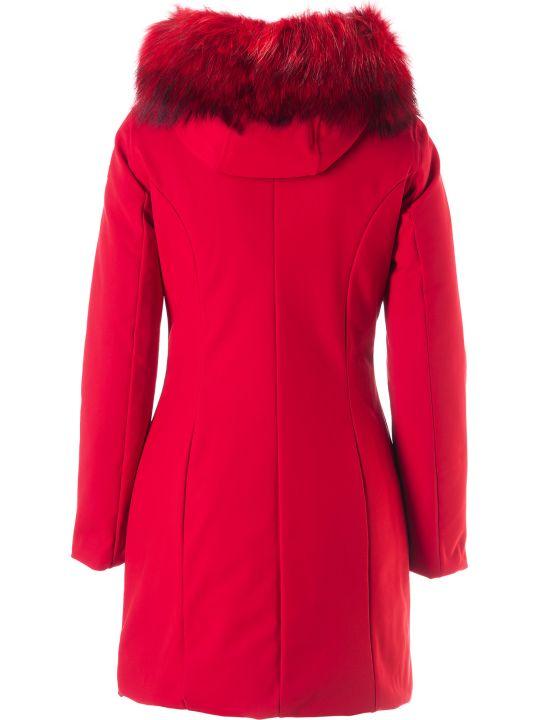 RRD - Roberto Ricci Design Winter Long Lady Fur Parka