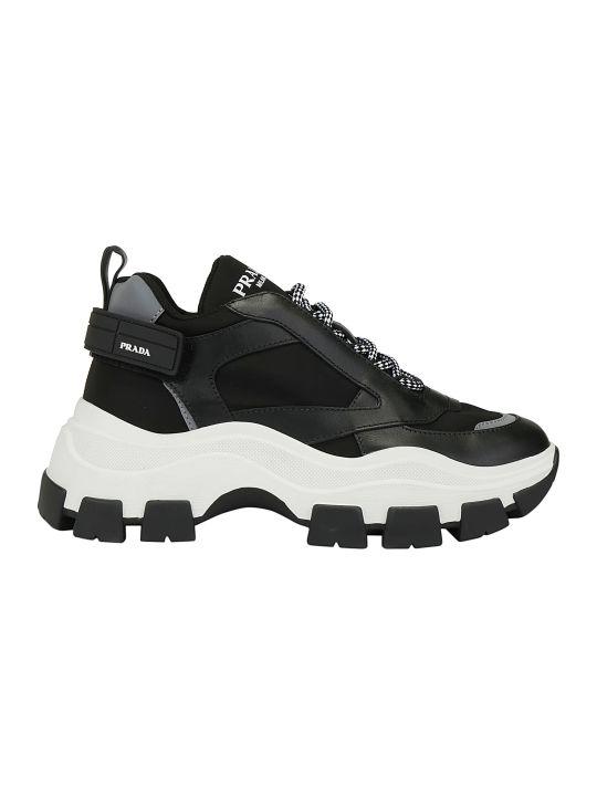 Prada Pegasus Sneakers