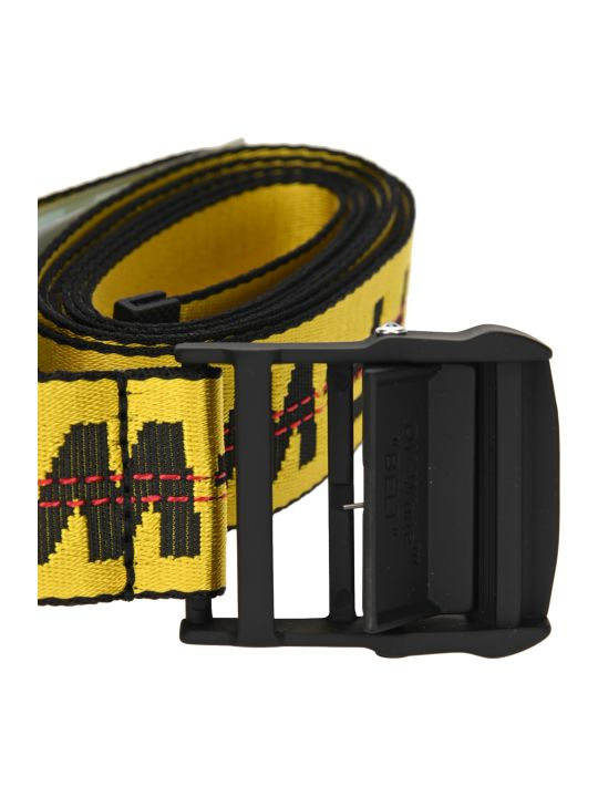 Off-White Off White Classic Industrial Belt