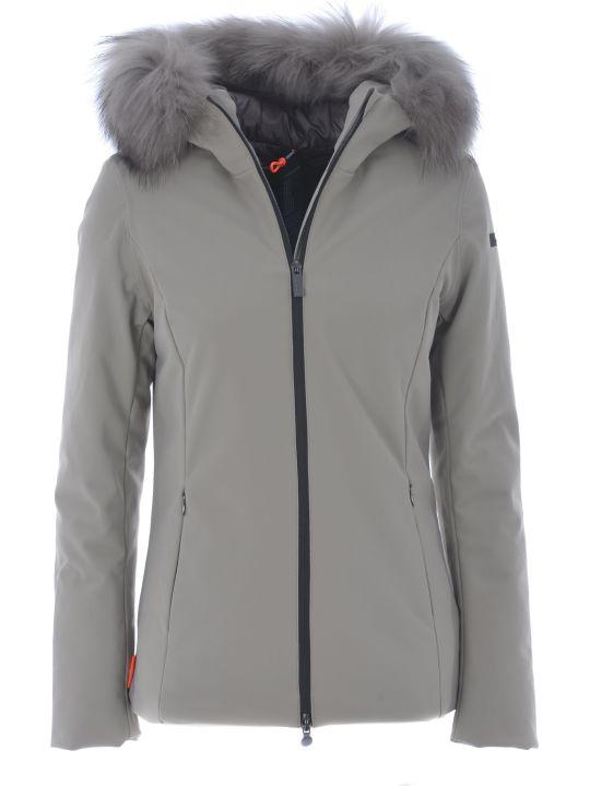 RRD - Roberto Ricci Design Rrd Fur Hood Trim Jacket