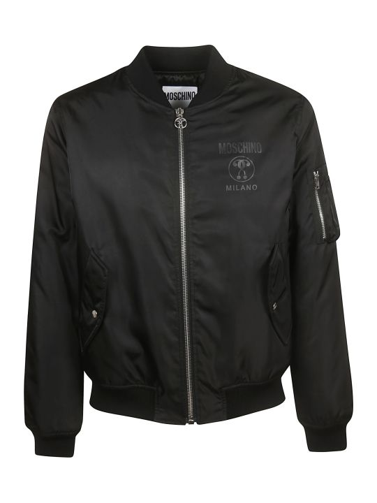 Moschino Zipped Bomber