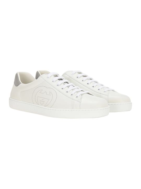 Gucci Ace Sneaker With Interlocking G