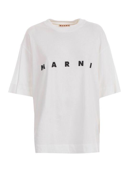 Marni T-shirt S/s Crew Neck W/