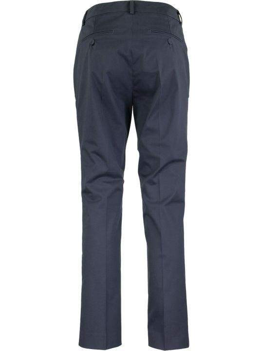 Max Mara Lato Cotton Satin Trousers