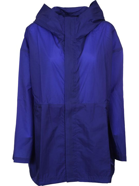 Plantation Hooded Raincoat