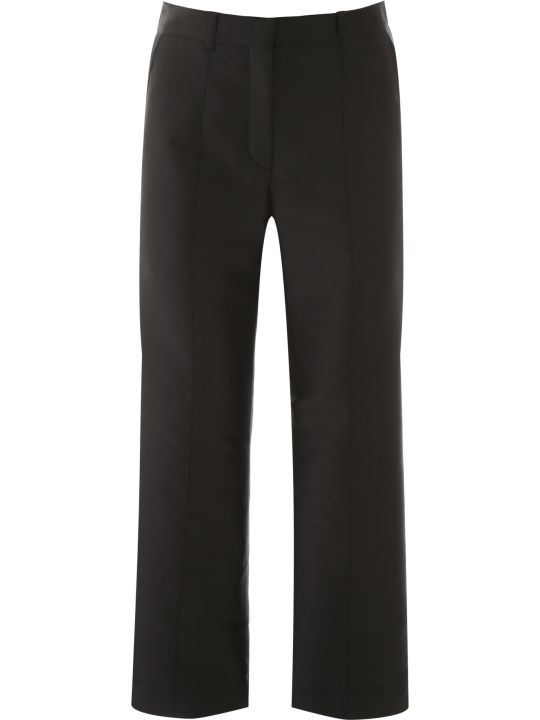 Lanvin Satin Trousers