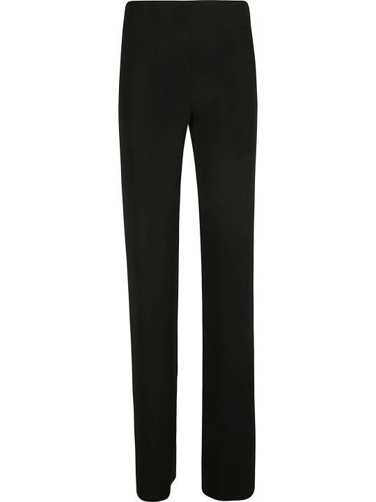 Emporio Armani Long Straight Leg Trousers