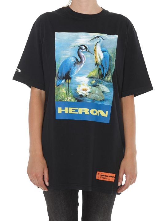 HERON PRESTON Heron Over Tshirt