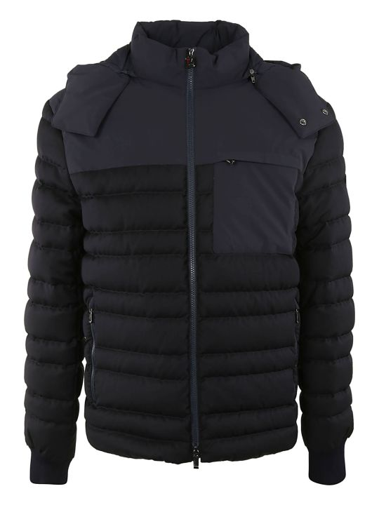 Ermenegildo Zegna Zipped Padded Jacket