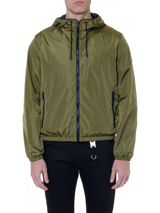 Fay F Way Blue Technical Fabric Jacket