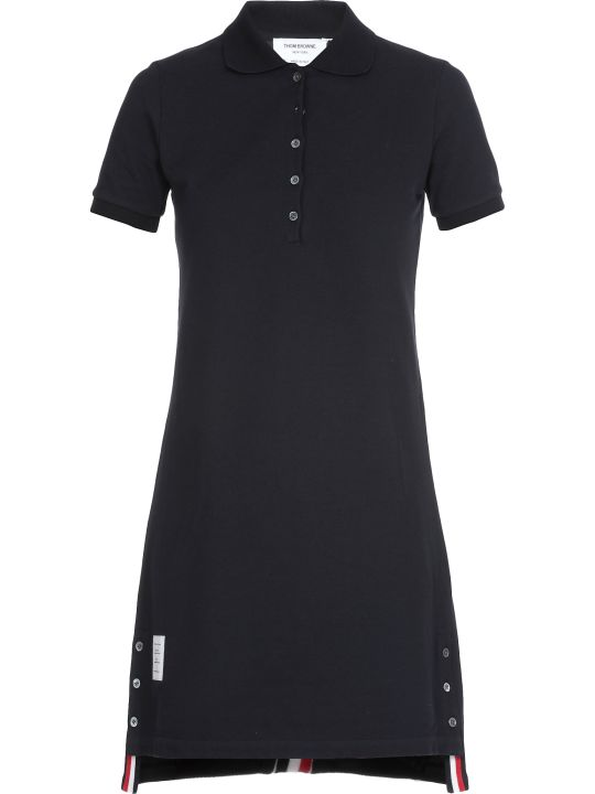 Thom Browne A Line Polo Dress