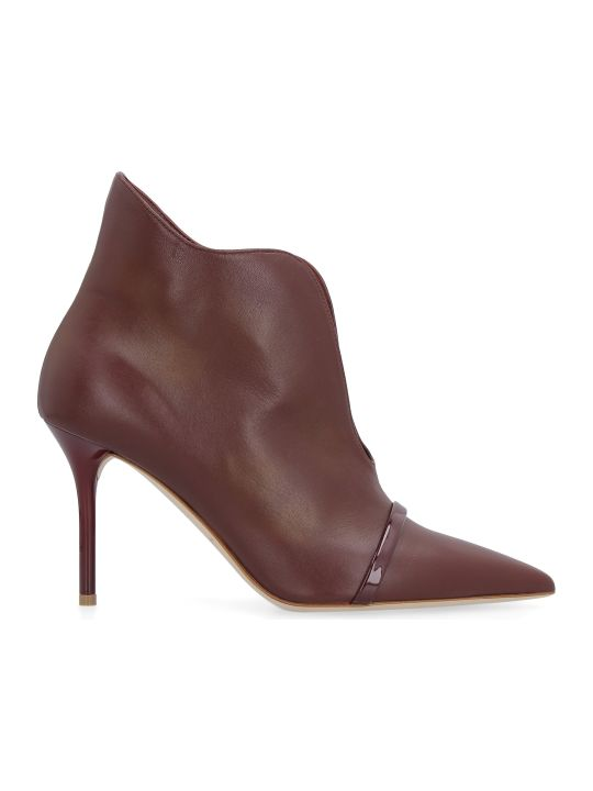 Malone Souliers Cora Leather Ankle Boots