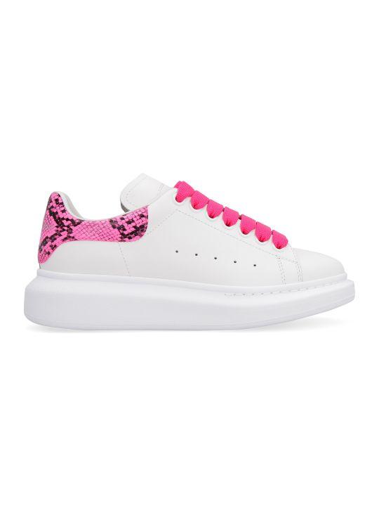 Alexander McQueen Larry Chunky Sneakers