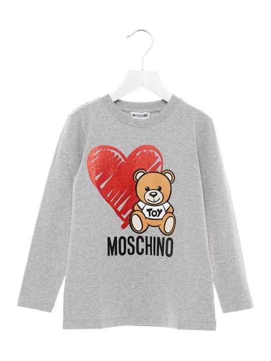 Moschino 'teddy Cuore' T-shirt