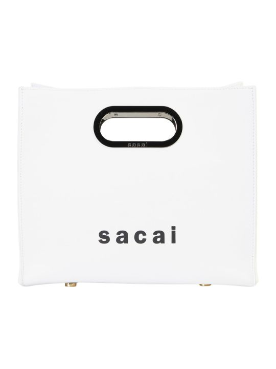 Sacai Small Tote Bag