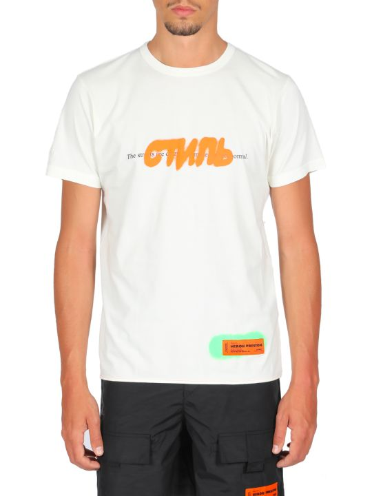 HERON PRESTON T-shirt Reg Ctnmb Spray Pack