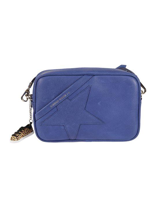 Golden Goose Star Patched Shoulder Bag