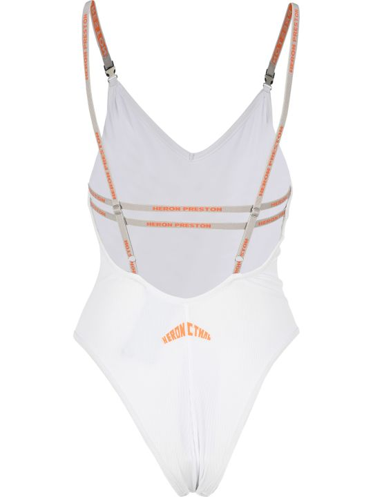 HERON PRESTON Multi-strap Swimsuit