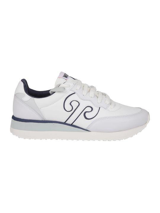 Wushu Ruyi Logo Sneakers
