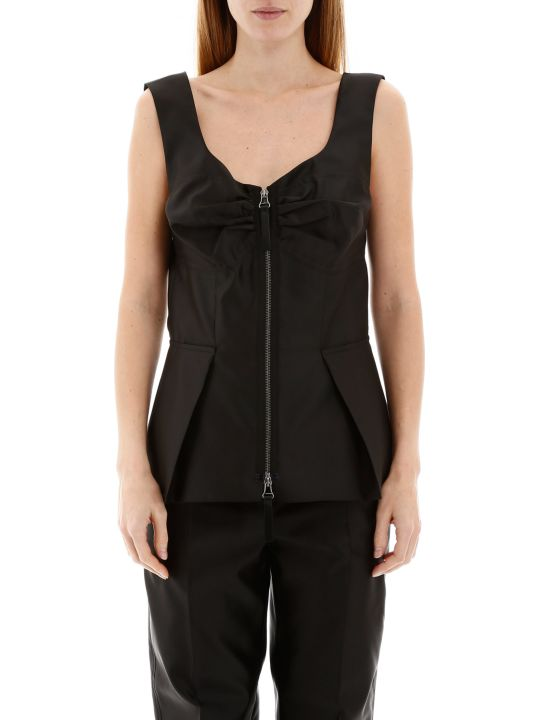 Marni Mikado Top With Zip