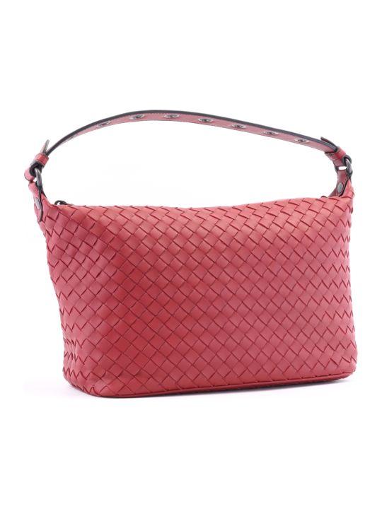 Bottega Veneta Ciambrino Bag Red