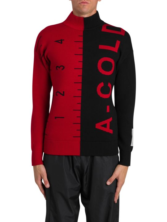 A-COLD-WALL Split Garment Sweater