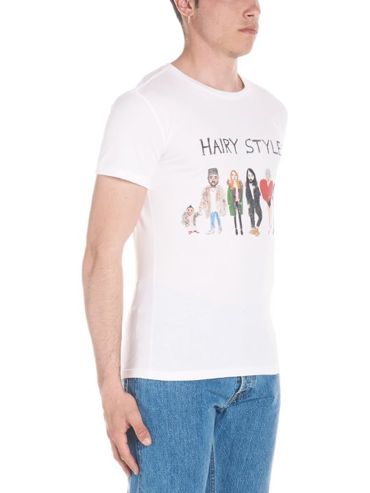 Unfortunate Portrait 'hairy Stiles' T-shirt