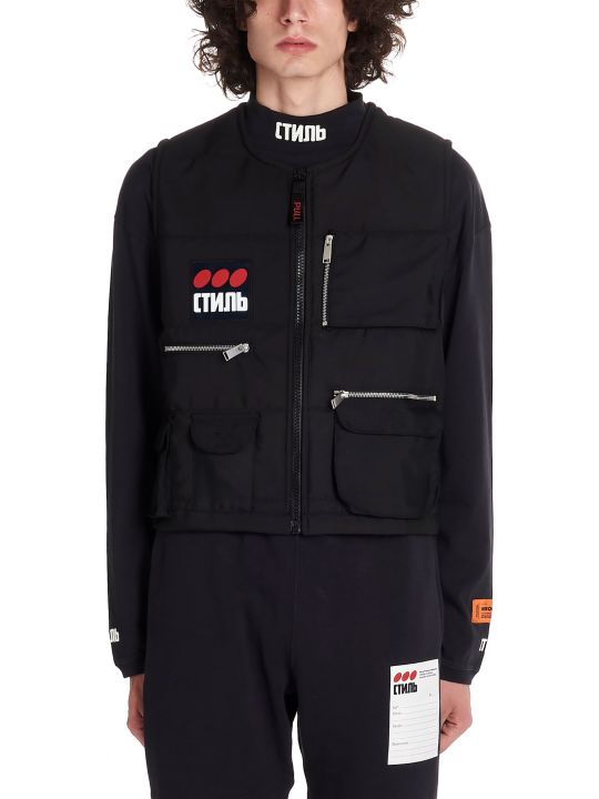 HERON PRESTON 'fire' Vest