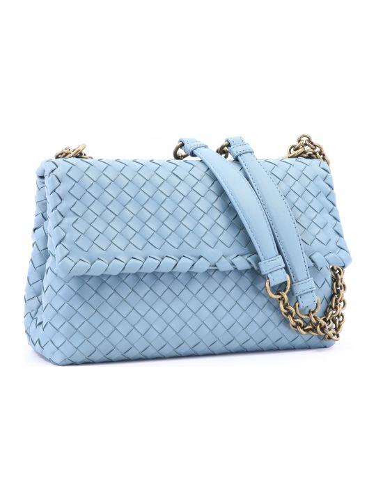Bottega Veneta Bag Olimpia Small Light Blue