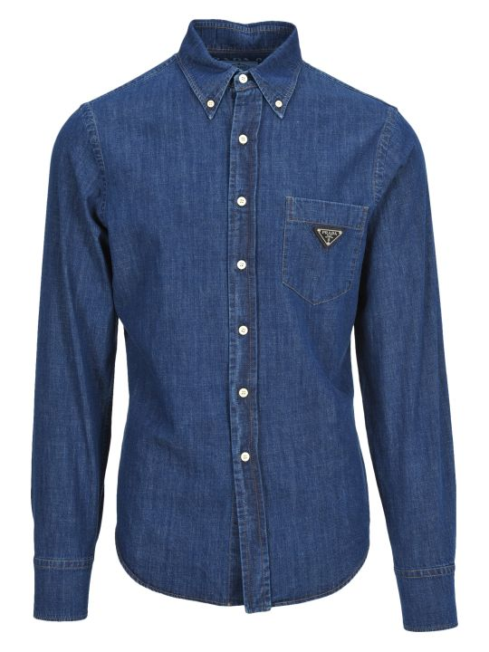Prada Camicia Denim