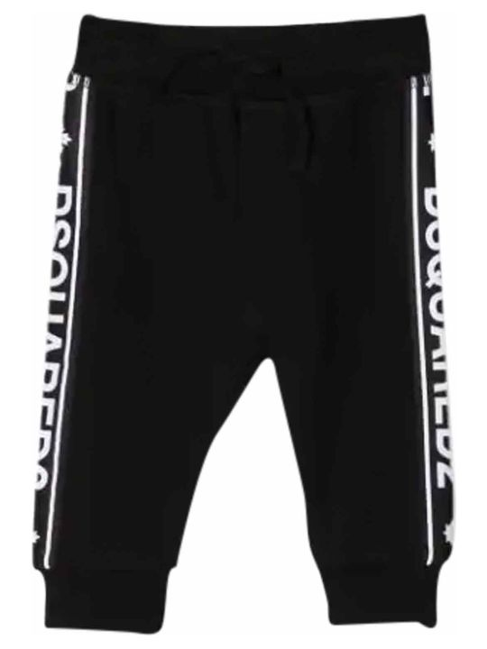 Dsquared2 Sport Trousers With Logo