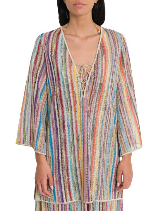 Missoni Tunic With Straped Motif