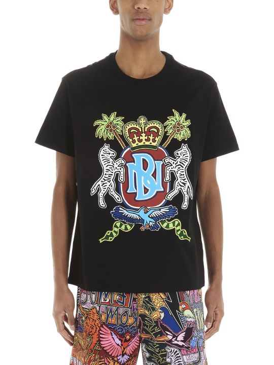 Neil Barrett 'coat Of Arms' T-shirt