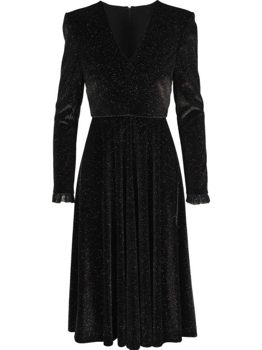 Philosophy di Lorenzo Serafini Philosophy Velvet Glitter Dress