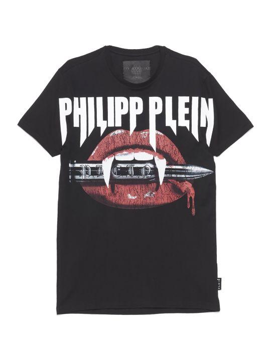 Philipp Plein 'logo Vampire' T-shirt
