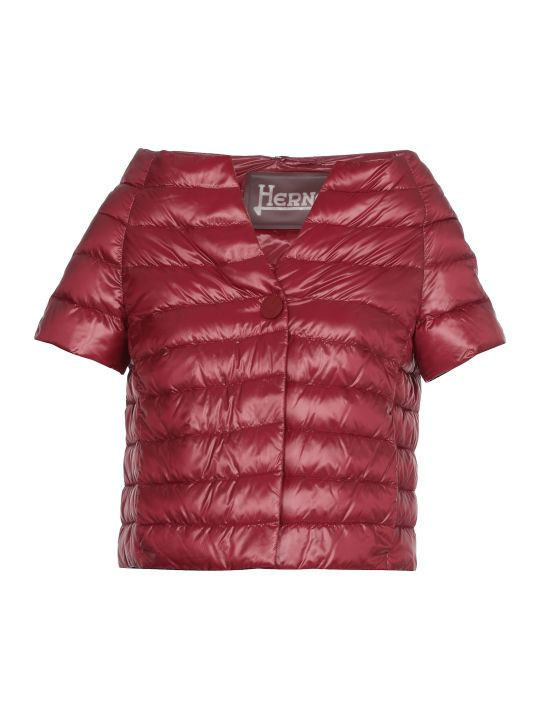 Herno Quilted Coat