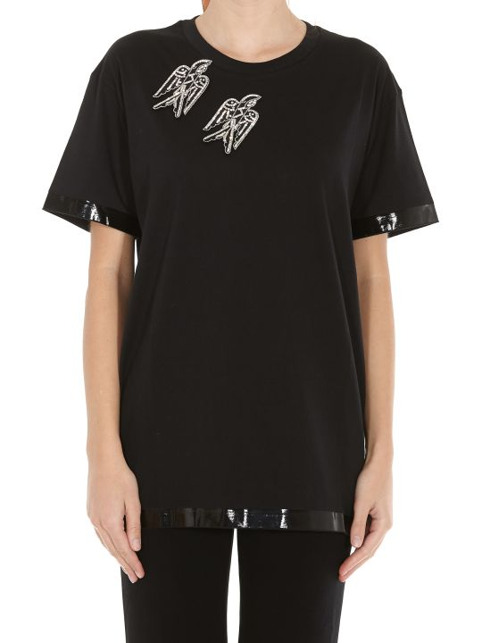 N.21 Swallow Jewel T-shirt