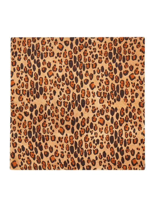 Mini Rodini Leopard Velvet Cushion Cover