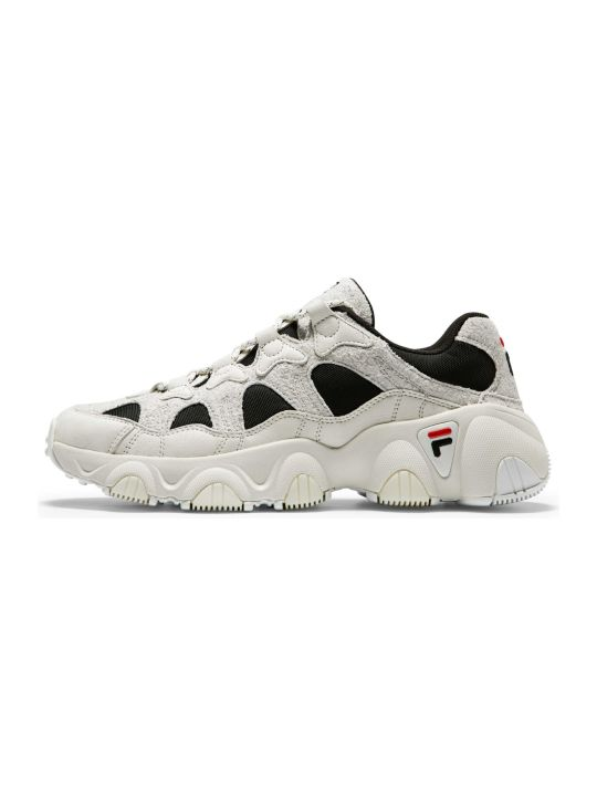 Fila Gray / Black Fabric Jagger Sneakers Fila