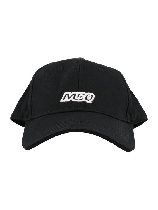 McQ Alexander McQueen Logo Baseball Cap