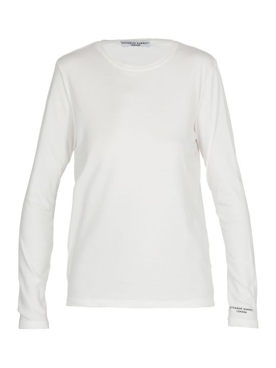 Katharine Hamnett Kitty Small Logo T-shirt