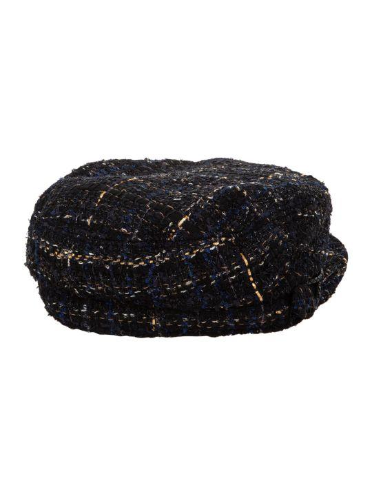 Maison Michel Woven Hat