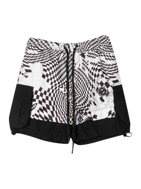 Araia Kids Teen Checked Shorts