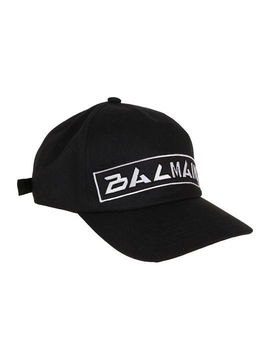 Balmain Badges Cap