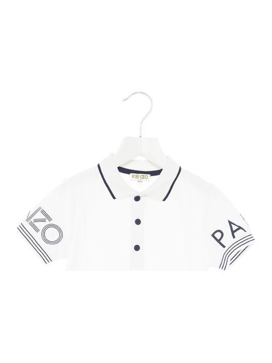 Kenzo Kids 'sport Line' Polo